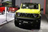 Suzuki Indonesia perkenalkan model Jimny generasi keempat