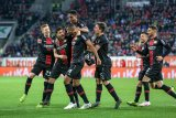 Leverkusen tekuk Augsburg di kandang