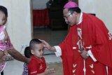Uskup: Pendidikan karakter membentuk peserta didik menjadi berpribadi utuh