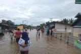 Flood hits Bengkulu Province