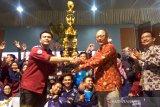 Universitas Negeri Yogyakarta juara umum KRI Regional III