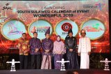 Wali Kota Makassar : F8 2019 kombinasi Budaya dan teknologi robotik