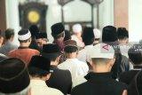 Ratusan Jamaah Naqshabandiyah Padang mulai puasa Ramadhan