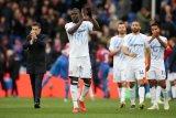 Everton terkapar  ke Liga Europa usai ditahan Palace