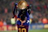 Lionel Messi kian mendekati rekor Ryan Giggs