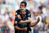 Gol Aguero bawa Manchester City geser Liverpool