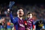 Kritikan Messi terhadap perlakukan suporternya pada Coutinho