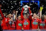 Tekuk PSG, Rennes juara Piala Prancis