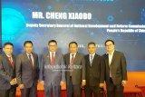 Bersama Wapres, Gubernur Hadir di KTT GMF-BRI