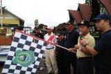 Cari atlet muda melalui lomba Dayung Bupati cup I 2019