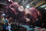 Pedagang jamin kebutuhan daging sampai Idul Fitri di Palu