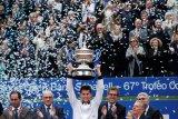 Thiem juara Barcelona Open