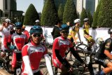 Timnas balap sepeda  bawa 29 poin dari Kejuaraan Asia Uzbekistan