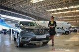 Renault luncurkan Koleos di hanggar Garuda Indonesia