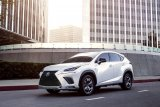 Toyota akan produksi Lexus SUV di Cambridge Kanada