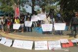 Masyarakat Papua gelar aksi damai peringati May Day