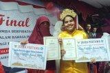 Lomba pidato Bahasa Indonesia di Mesir