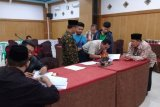 Pasangan  Joko Widodo - KH Maruf Amin unggul di Metro