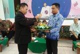 Baca puisi-tumpengan tandai peringatan Hardiknas SMAN 9 Bandarlampung