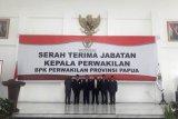 Paula Henry Simatupang resmi jabat Kepala BPK Perwakilan Papua