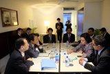 Sri Mulyani-Menkeu Jepang  lakukan pertemuan bilateral
