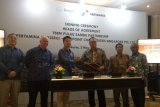Pertamina bidik kawasan Selat Malaka sebagai potensi pasar global