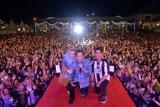 Nilai transaksi Lampung Fair turun