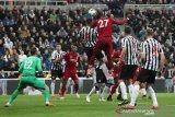 Liverpool kembali ke puncak setelah menang di markas Newcastle