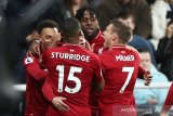 Liga Inggris, Liverpool ke puncak dan Cardiff terdegradasi