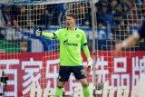 Schalke selamat dari degradasi usai ditahan Augsburg
