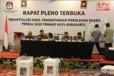 Jokowi-Ma'ruf perkasa di Solo, raup 82,23 persen