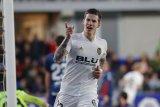 Ditaklukkan Valencia 6-2, Huesca terdegradasi ke Divisi Dua