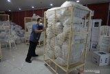 Surat suara pemilu ulang dikirim ke Pos Malaysia