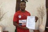 Persipura rekrut pemain asal Siera Lione Ibrahim Conte