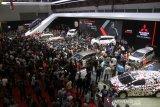 Mitsubishi bukukan SPK 3.104 unit selama IIMS 2019