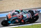 Tes MotoGP Jerez, Quartararo paling cepat, Marquez pakai livery baru
