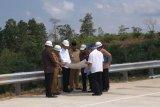 Presiden Jokowi tinjau calon Ibu kota RI di kawasan Bukit Soeharto Kaltim