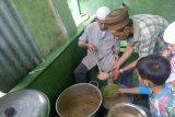 Bubur suro tradisi khas Palembang tiap bulan Ramadhan