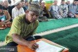 Seorang narapidana Lapas Banyuasin masuk Islam