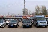 China izinkan 10 wilayah ekspor mobil bekas