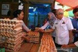 Wagub pimpin sidak pasar tradisional di Kendari
