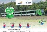 KA Bandara Internasional Yogyakarta siap dioperasikan pada 17 Agustus