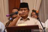 Prabowo ucapkan duka cita atas wafatnya Ani Yudhoyono