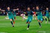 Gelandang Tottenham Eriksen: Keyakinan- semangat juang kunci kemenangan Spurs atas Ajax