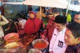 BBPOM Padang pastikan takjil di pasar