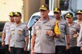 Kapolda Papua minta personelnya bekerja maksimal dan solid