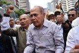 Menteri Pertahanan belum terima surat permintaan perlindungan Kivlan Zein