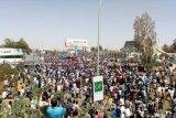 Kelompok pemrotes di Sudan lakukan pemogokan