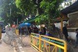 Pengamanan Kantor KPU diperketat antisipasi unjuk rasa
