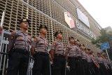 Polisi bubarkan massa pengunjuk rasa di Bawaslu RI